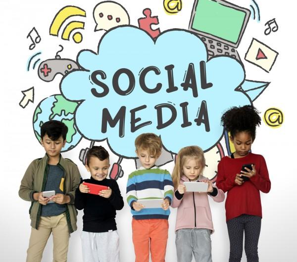 Digikids, kinderen en social media.